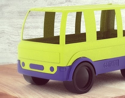 Small Toy Vehicle
