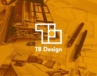 TB.Design logo, web and branding
