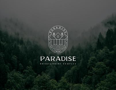 PARADISE Banding & Visual Identity