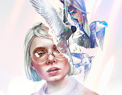 Insight (portraits series)