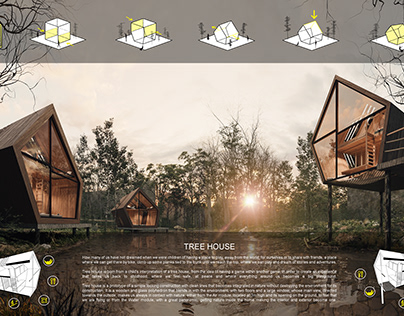Tree House Module - Yac