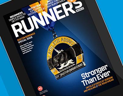 Runner's World Boston Marathon App