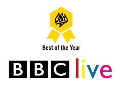 BBC Live | D&AD Student Awards 13' | Winner