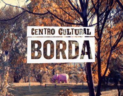 Identidad - Centro Cultural Borda