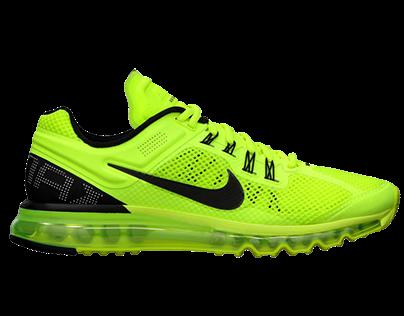 Nike shoes shopping card