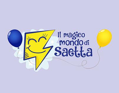 Il magico mondo di Saetta
