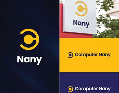 Computer Nany Logo