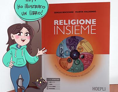 Religione Insieme, Hoepli Scuola