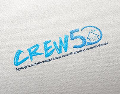 Logo Design - Crew50