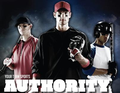 SPORTS AUTHORITY | AD DESIGN
