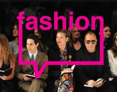 Fashion Speaks Logo Design