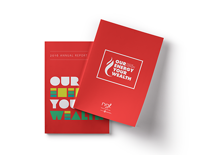 NGL Annual Report Design