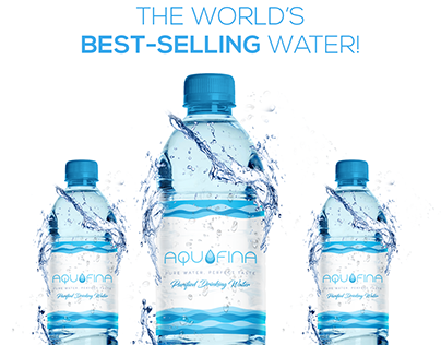 Aquafina Redesign