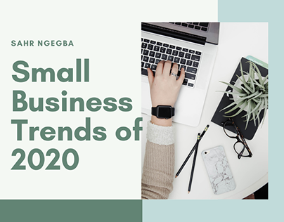 Small Business Trends of 2020