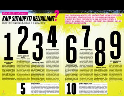 MAKALIUS magazine (proposal)