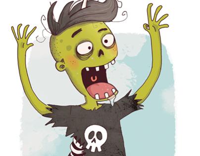 Bad Zombie Movie