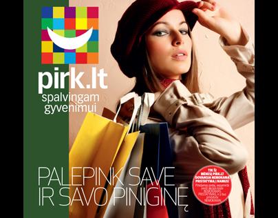 PIRK.LT catalogue