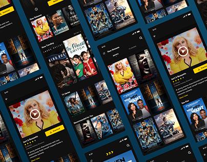 Show Box App Redesign