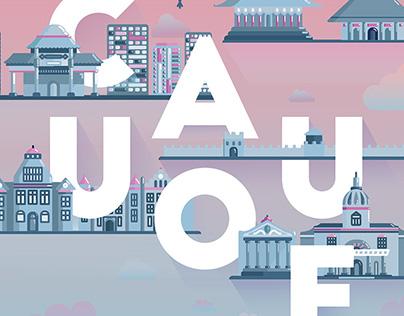 CAU / UOE Illustrations