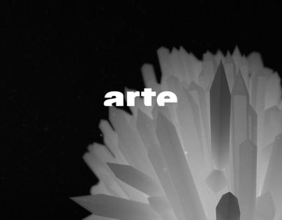 ARTE Black.White.Design Habillage Concept