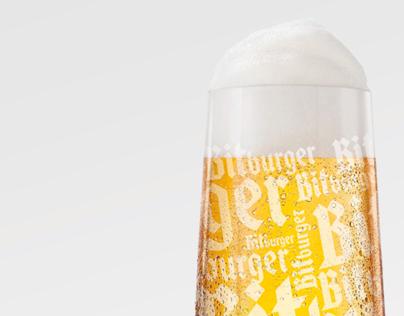 Bitburger Editions Glas | Bekenner Pokal