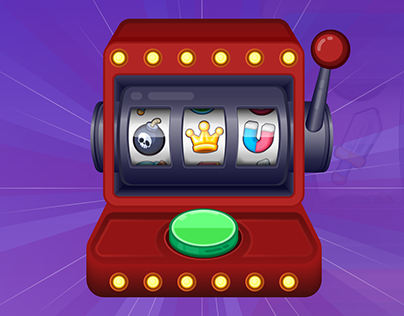 Slot Machine - Jackpot Mini Game