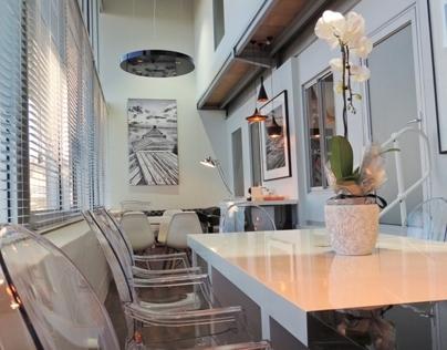 Executive Lounge Interior for Primedia