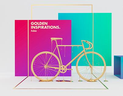 GOLDEN INSPIRATIONS.