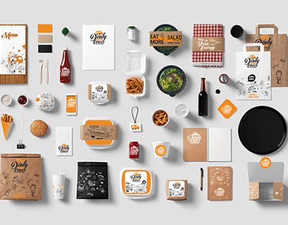 DAILY CORNER - FOOD TRUCK-
