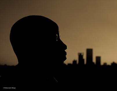 Sunsets In Johannesburg
