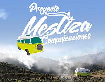 LOGOS / Proyecto Mestiza /CHILE · ALASKA