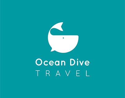 Ocen Dive Travel-Branding