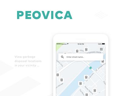 Peovica - Mobile App