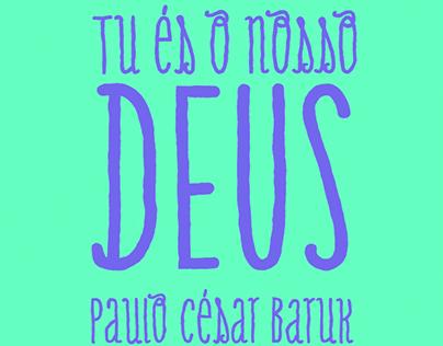 Tu és o nosso Deus - Paulo César Baruk [Lyric Video]