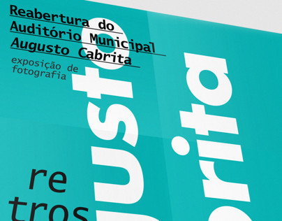 exibithion augusto cabrita posters