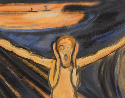 Vitruvian Scream | MunchContest