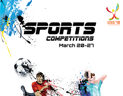 Sports Gala campaign (backdrops and posters)