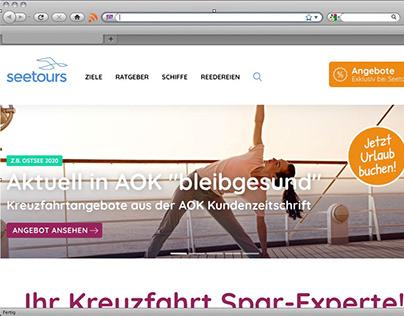 seetours Website