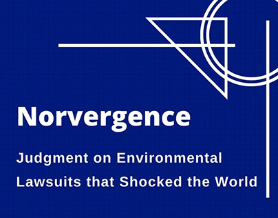 Norvergence Judgment on Environmental Lawsuits