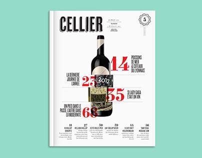 Magazine Cellier