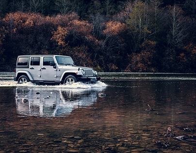 Live with a Jeep