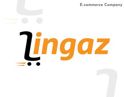 Lingaz - E Commerce Company Logo
