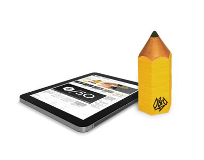 D&AD Publication Design | Student Awards 12'
