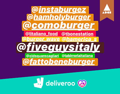 Deliveroo - Stay Home Skip Cooking [We Are Social]