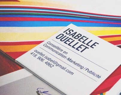 CV / Business card, Letter