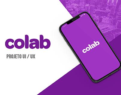 Colab UI|UX