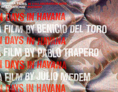 7 Days In Havana Movie Poster