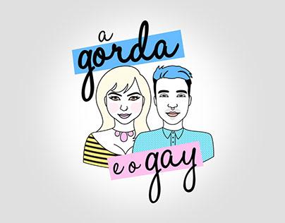 A Gorda e o Gay