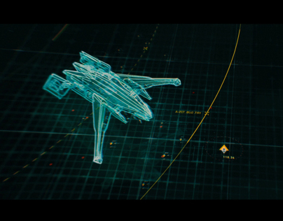 "BATTLESHIP ""Visual Effects Seq & Main On End Titles"""