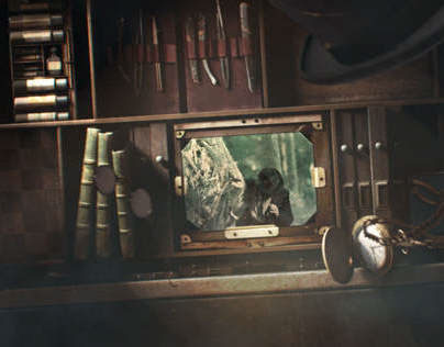 "Sherlock Holmes II ""Title Concepts"""